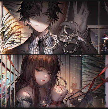 Fifty Shades of Jumin by kawacy
