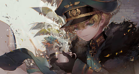 Not Enough Caffeine by kawacy