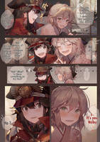 Confession by kawacy