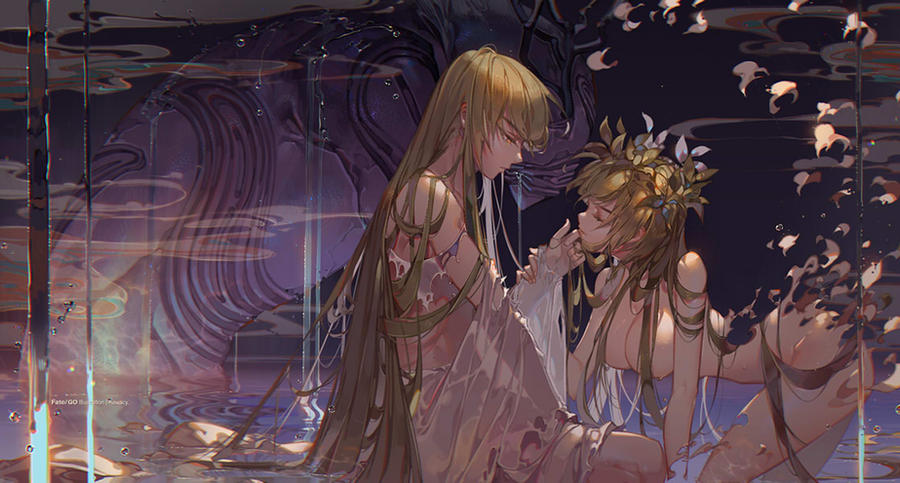 Six days and seven nights by kawacy