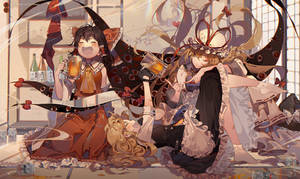 Intoxicated by kawacy