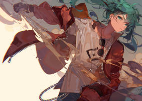Sand Planet by kawacy