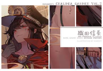 Rosuuri Artbook Preview by kawacy
