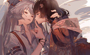 The more I love you by kawacy