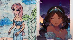 16 years later (Jasmine version)