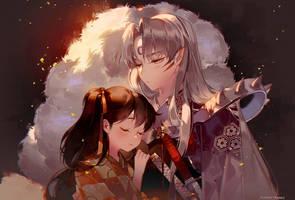 Forever with Sesshoumaru