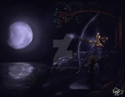 Moon Huntress
