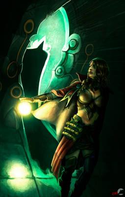 Death Awaits - Diablo 3 Contest Submission