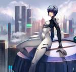 Rei Ayanami Evangelion