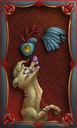 Sweet Release by Wolfywingedwolf