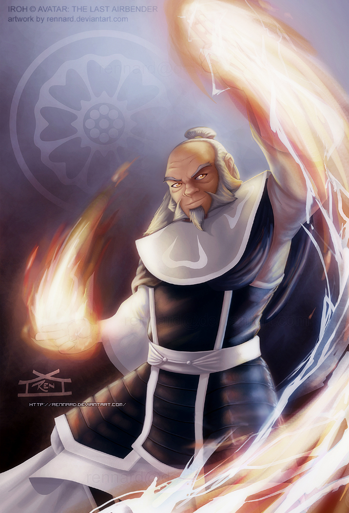 Iroh - The Grand Lotus by RennardX