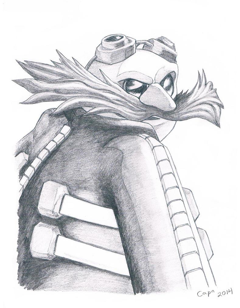 Eggman by capnkupo