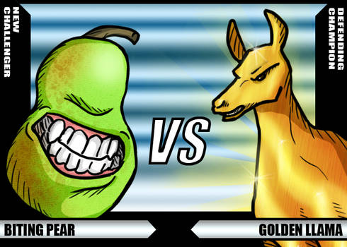 Pear showdown