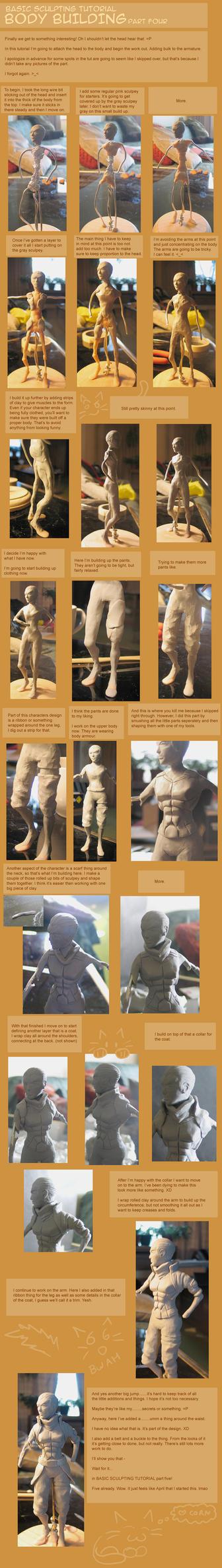 Tutorial 4 - Body Building by RennardX