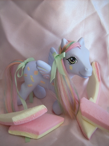My little Pony Custom Yummy by BerryMouse