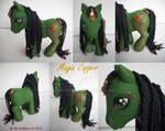 My little Pony Custom Magic Copper