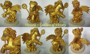My little Pony Custom Goddess Victoria
