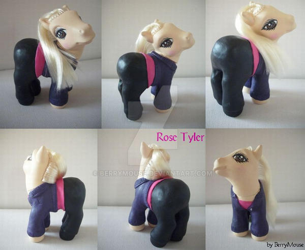My little pony rose tyler - photo#18