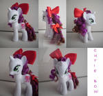 My little Pony Custom G4 Cutie Bow