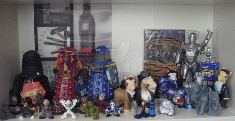 Doctor Who Collectio (very small)