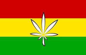 .Stoner Pride Flag.