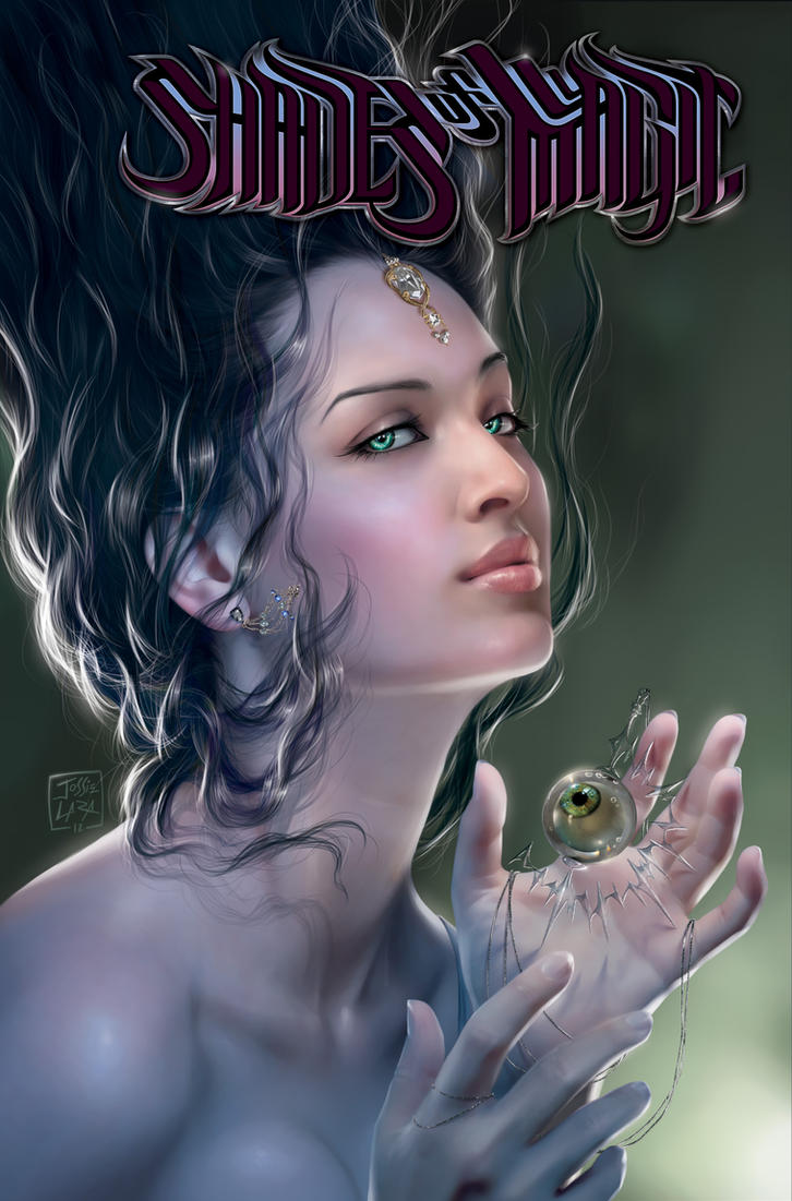 Shades of Magic by jossielara