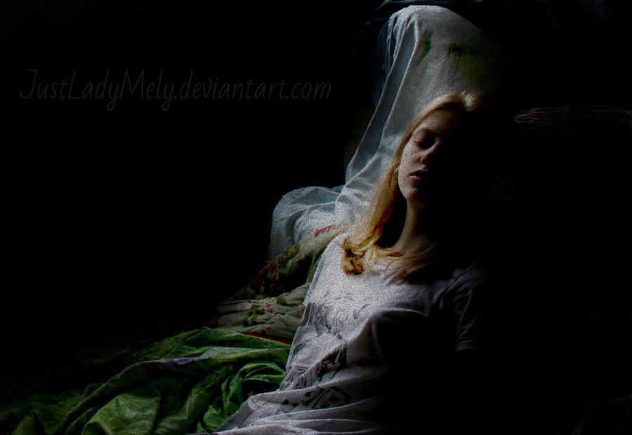 sleep by JustLadyMely
