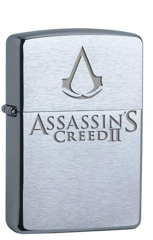 Assassin S Creed Zippo Art By Knoxa17 On Deviantart