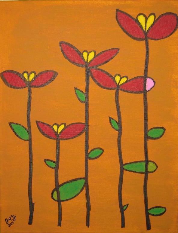 Flowers 01 by JasonYoungdale