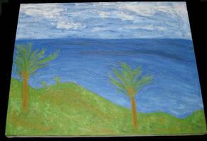 Big Island Coast by JasonYoungdale