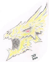 Yellow Dragon by JasonYoungdale