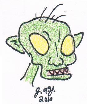 Gremlin by JasonYoungdale