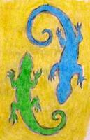 Lizards by JasonYoungdale