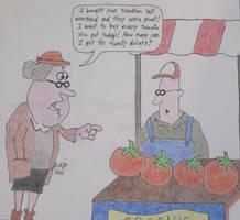 Farmer's Market 2 by JasonYoungdale