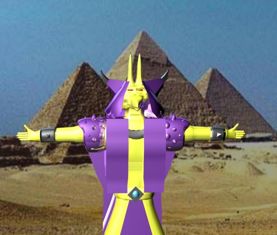 Anubis Gladiator by JasonYoungdale