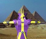Anubis Gladiator
