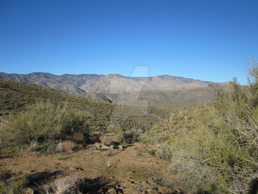 Arizona Desert 2 by JasonYoungdale