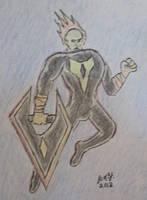 Super Hero by JasonYoungdale
