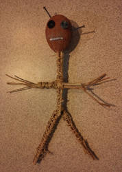 Voodoo Doll by JasonYoungdale