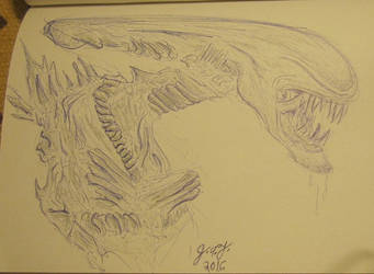 Aliens by JasonYoungdale