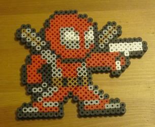 Deadpool by JasonYoungdale