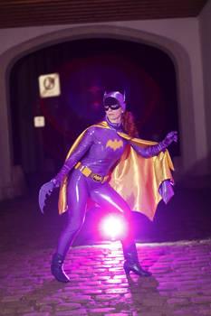 Batgirl 1966 nananananananana Batmaaaaaan