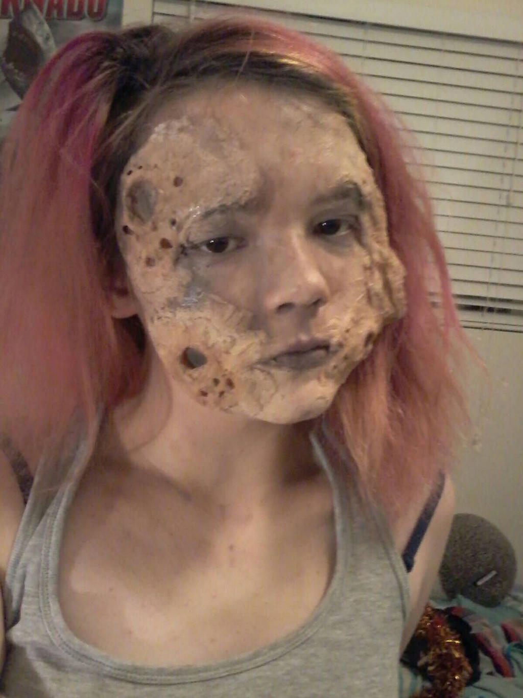 Trypophobia Prothetic Full Face By Eternalscouts On Deviantart