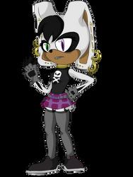 SUZ THE BUNNY [Sonic the Hedgehog OC]