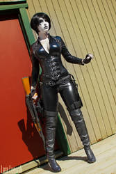 Domino - The X-Men by cosplaylala