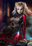 Suicide Harley Quinn