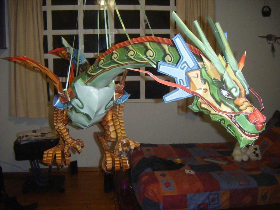 Dragon chino body by jc2500