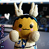 Junsu Balloons Figure Icon by MeyLi27