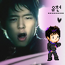 mini-yoochun Purple Line by MeyLi27