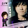 mini-yunho Purple Line by MeyLi27